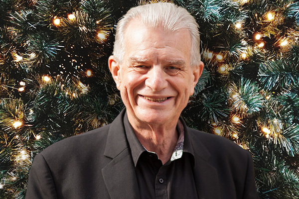 Article image for Rev. Bill Crews' gift this Christmas