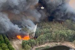 Environment minister stands by comments linking bushfires to climate change