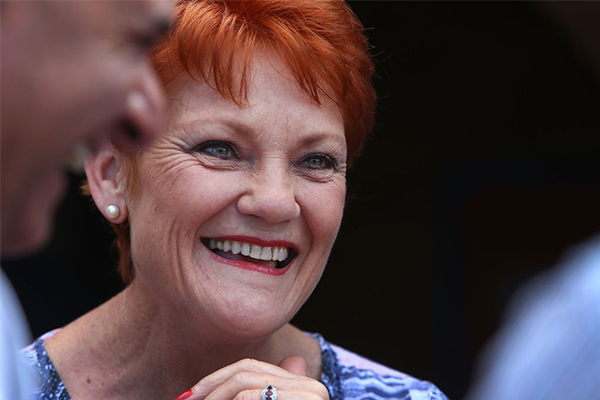Article image for 'Why not?': Pauline Hanson to answer calls from lonely hearts on NYE