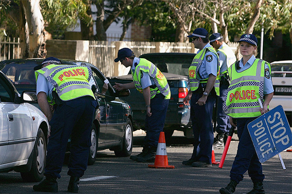 Article image for Important police message as double demerit period kicks off
