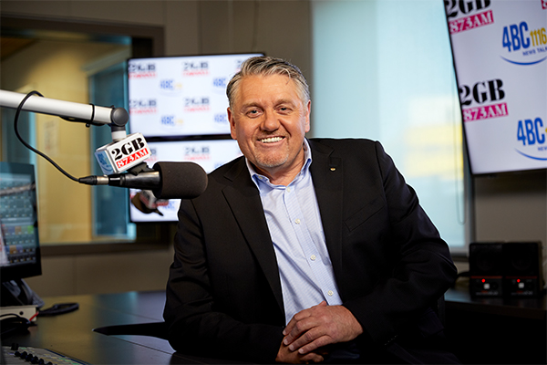 Article image for Ray Hadley reflects on his radio anniversary