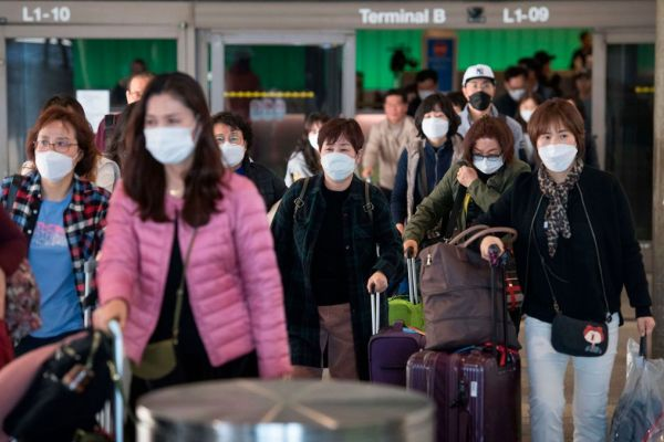 Article image for Why haven't flights from China been grounded?