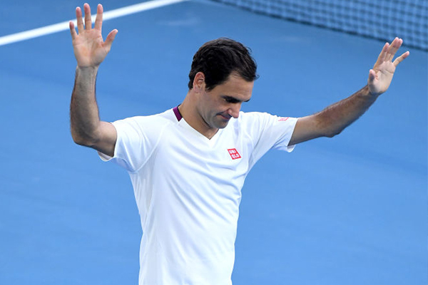 Article image for 'I believe in miracles': Federer pulls off 'superhuman' comeback at Australian Open