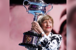 Alan Jones honours 'humble and caring' Margaret Court