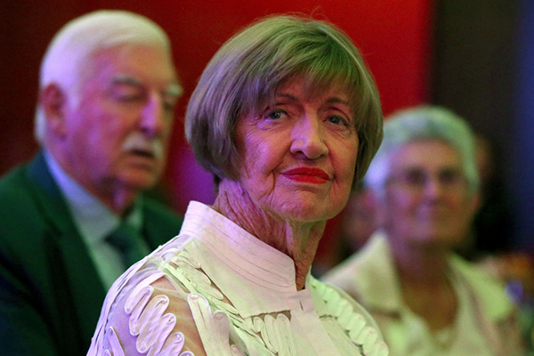 Article image for Margaret Court snubbed by Tennis Australia