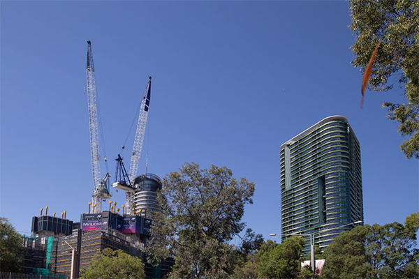 Article image for NSW to crack down on dodgy high-rise developers