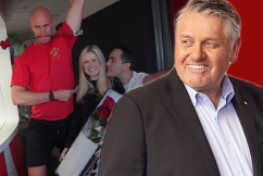 Sweet revenge! Ray Hadley finally gets back at Fitzy and Wippa