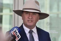 Barnaby Joyce calls out Labor's 'lefty rubbish' energy policy
