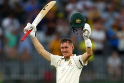 Marnus Labuschagne's 'truly amazing journey' from a concussion sub to Test award