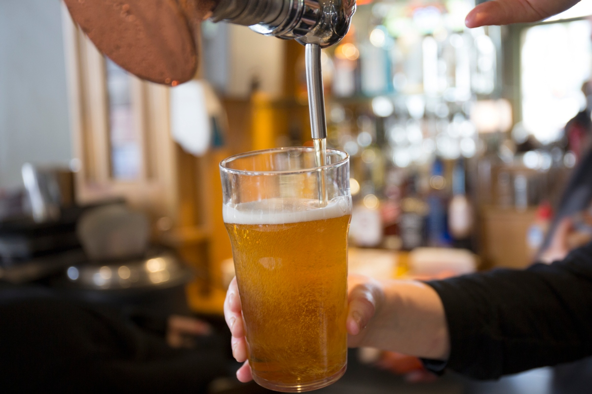 Article image for Savvy pub owner's lockdown loophole