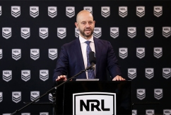NRL boss Todd Greenberg steps down