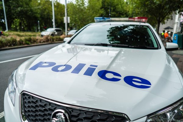Article image for Police stop roadside breath tests to protect first responders