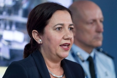 QLD Premier insists closing border is necessary