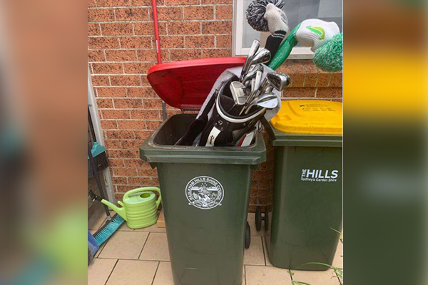 Article image for Listener upset at closure of golf courses