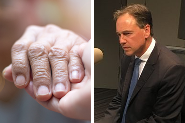 Article image for Government steps in to save COVID-19-stricken nursing home