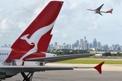 Australia's aviation industry in free fall as Qantas reports 'ghastly' losses