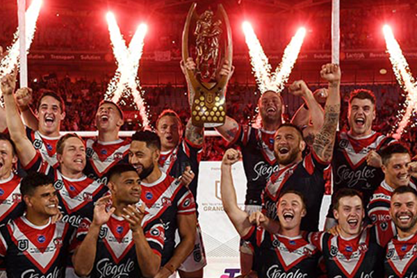 Article image for Sydney Roosters will be ready for May 28 says co-captain