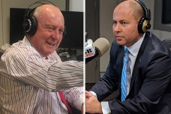 Alan Jones and Josh Frydenberg form bond over one great passion