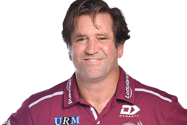 Article image for Des Hasler urges patience on referees changes