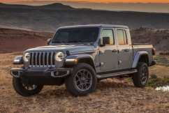 Jeep Gladiator arrives –  a no compromise dual-cab off-road workhorse ute.