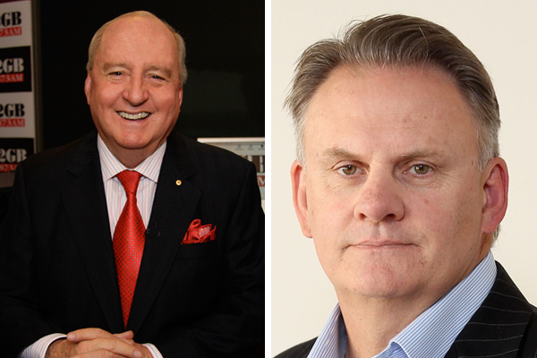 Article image for Mark Latham hails Alan Jones' 'phenomenal' charity work