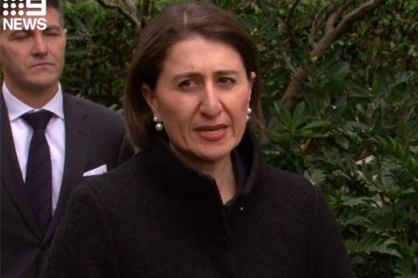 Article image for 'I don't say this flippantly': Assistant Treasurer weighs in on Gladys Berejiklian