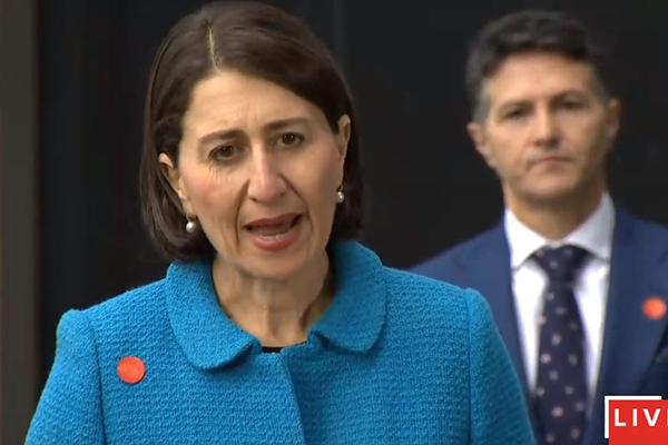 Article image for Gladys Berejiklian rules out lifting COVID-19 restrictions for Mother's Day