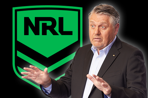 Article image for Ray Hadley backs major NRL shake-up