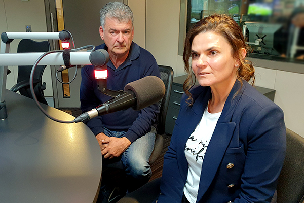 Article image for 'How is that justice?': Renae Marsden's parents' plea to the community