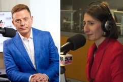 'Give her a break': Ben Fordham's message to Gladys Berejiklian's critics