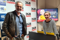 Cameron Daddo reveals his Home and Away Easter egg