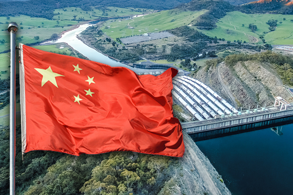 Article image for 'Very concerned': NSW Senator raises alarm on Chinese company's bid to build hydro power plants