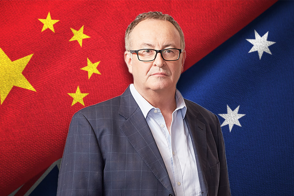 Article image for Chinese government 'toying with Australia' in offshore act of intimidation