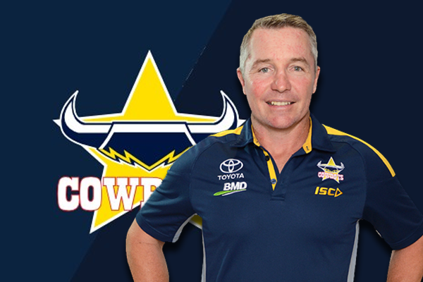 Article image for Cowboys coach criticises 'trigger-happy' referees over ruck infringements