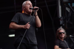 Daryl Braithwaite debuts new single originally meant for Pink