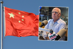 Australia should welcome the 'inevitable' rise of China says Jim Molan
