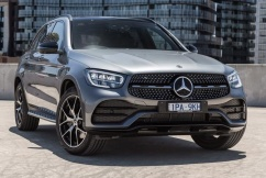 Upgraded Mercedes-Benz GLC consolidates its popularity in premium medium sized SUV's.