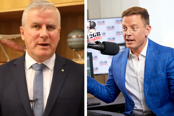 Article image for Ben Fordham's tip on the future of Deputy PM amid reports of leadership strike