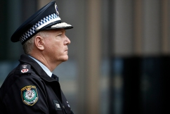 Top cop warns off protesters as he attempts to block more planned protests