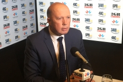 Child abusing 'animals' can't hide behind their screens, warns Peter Dutton