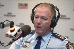 Police Commissioner reacts to withdrawn NRL offer