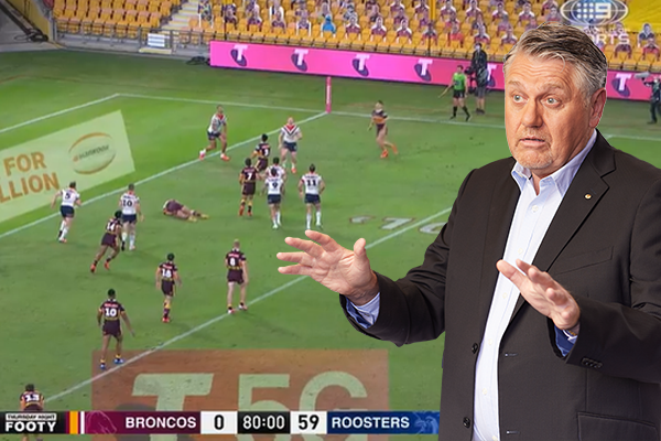 Article image for 'It was embarrassing': Ray Hadley scolds Broncos on worst loss ever