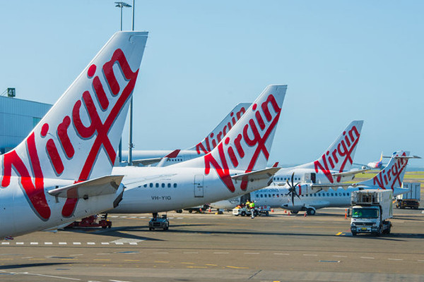 Article image for Virgin boss can't see long-haul international flights returning for years