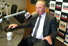 Barnaby Joyce backs small NSW town fighting wind farm proposal