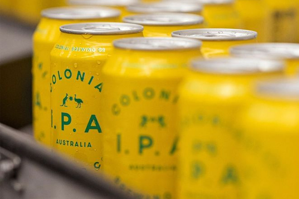 Article image for Australian beer brewing company latest cancel culture victim