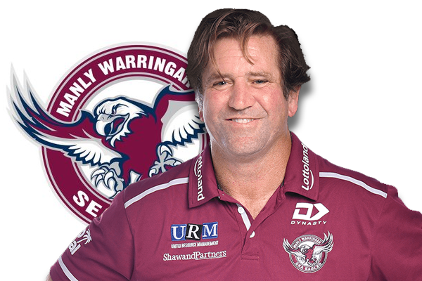 Article image for Landslide loss was 'all on us': Manly players defend Des Hasler