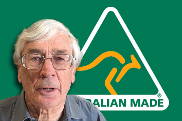 Article image for Dick Smith joins call to reduce reliance on Chinese manufacturing