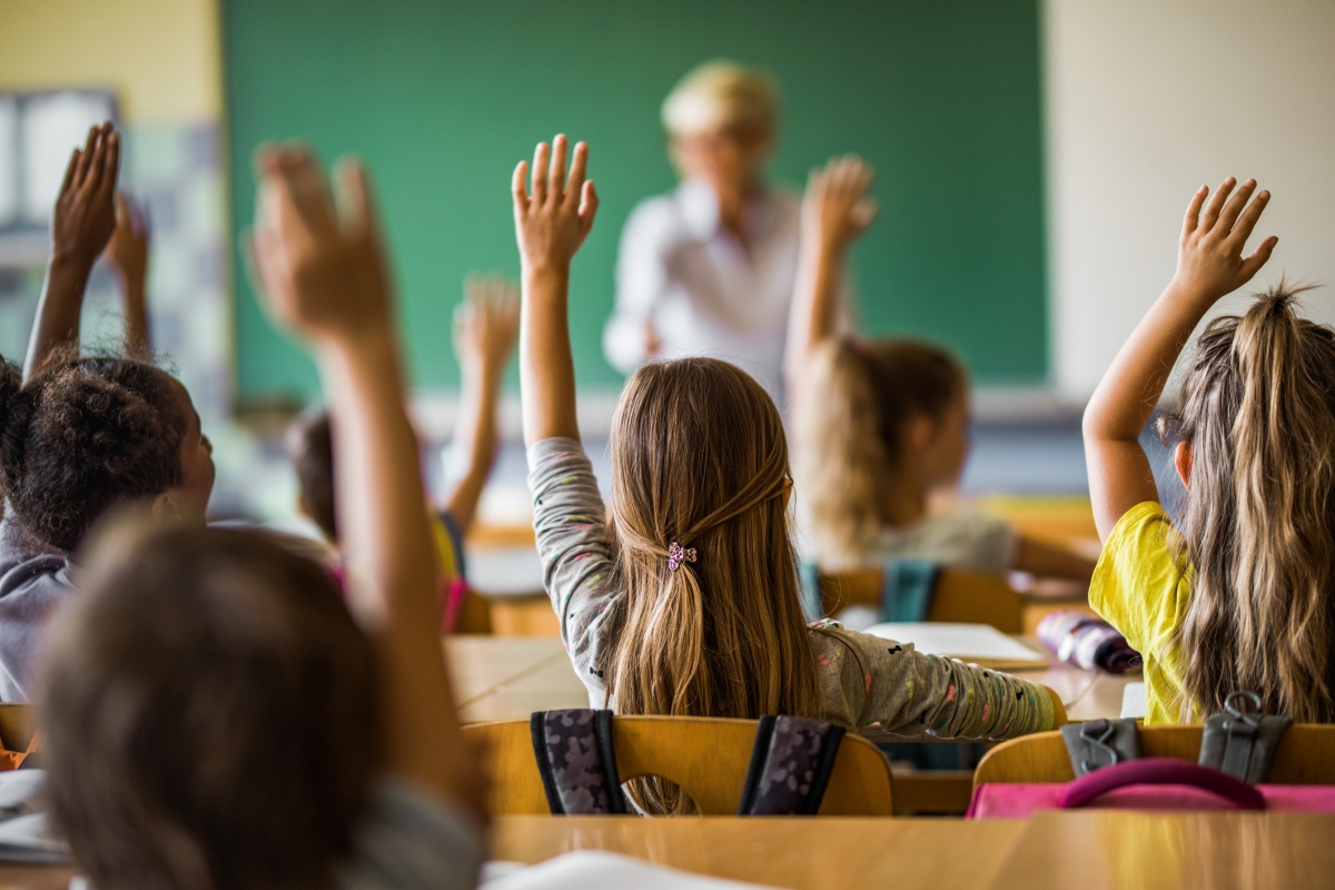 Article image for Education Minister confident of 'good take-up' of COVID-19 jab among teachers