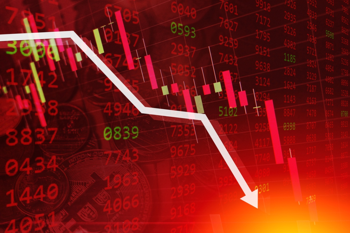 Article image for Stock market 'absolutely thumped' as ASX sheds 2.2%