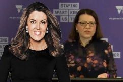 Peta Credlin blames 'lefty enclave' for COVID-19 spike